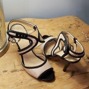 Tahari Lima heeled sandal Sz 7.5